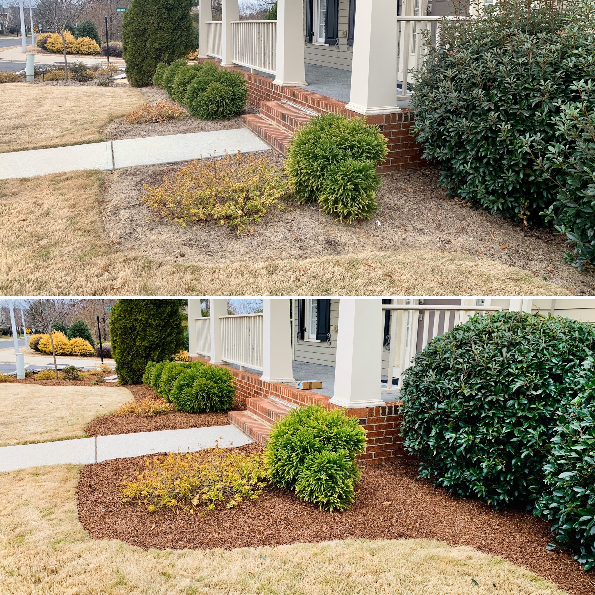3 Ways to Enhance Your Landscape: Pruning, Edging and Mulch